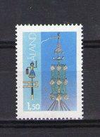 Aland. Les Mats De La Saint Jean. 1985 - Aland