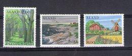 Aland. Série Courante. Paysages. 1985 - Aland