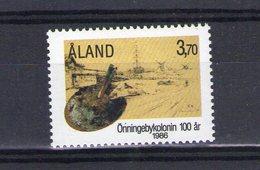 Aland. Centenaire De La Colonie D'artistes D'onningeby - Aland