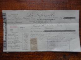 St Affrique Mrs Isard Et Foures La Paternelle 1910 - Banque & Assurance