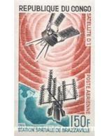 Ref. 215912 * MNH * - CONGO. 1966. SPACE CONQUEST . CONQUISTA DEL ESPACIO - Congo - Brazzaville