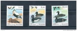 Aland. Oiseaux De Mer. - Aland