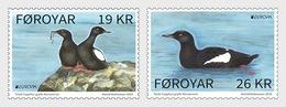 Faeroër / Faroes - Postfris / MNH - Complete Set Europa, Vogels 2019 - Faeroër
