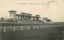 Dép 92 - Hippisme - Hippodrome - La Courneuve - Le Champ De Courses - Les Tribunes - état - Otros Municipios