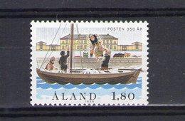 Aland. 350e Anniversaire De La Poste - Aland