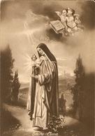 SANCTA CLARA  ( Sainte Clara ) - Saints