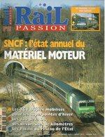 Revue RAIL PASSION N°58, TGV Duplex, Pacific État, Installation Fixe, Roanne-Tarare-Lyon, TER, Nuremberg, état Matériel - Bahnwesen & Tramways
