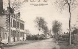 45 Ouzouer Sur Trezee La Gendarmerie , Correspondance De 1916 - Andere Gemeenten