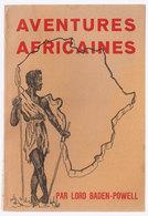 Scoutisme   Aventures Africaines - Scoutisme