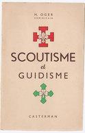 Scoutisme Et Guidisme   1939   Casterman - Scouting