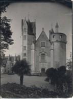 Photographie Ancienne XIXe Château De MONTREUIL BELLAY (49) Photographe Jules ROBUCHON - Photos