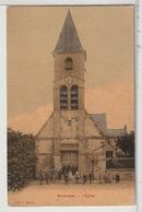 60 - MORANGLES - L'Eglise Animée - Altri Comuni