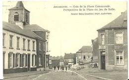 Anderlues Coin De La Place Communale - Anderlues
