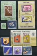 12783 ADEN  Collection ** Poste Et PA   1963-68   B/TB - Stamps