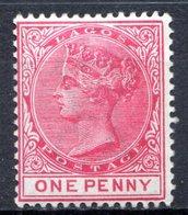 LAGOS (Colonie Britannique) - 1885-86 - N° 19 - 1 P. Rose - (Victoria) - Nigeria (...-1960)
