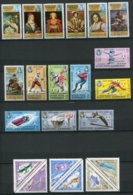12782 ADEN  Collection **  Poste Et PA   1967-69   TB - Stamps
