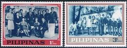 Filipinas 1968  -  Michel  Sellos No Emitidos    ( ** ) - Filipinas