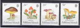 FALKLAND - N° 480/3 ** (1987) CHAMPIGNONS - Falkland