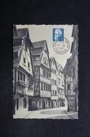 FRANCE - Oblitération Du Conseil De L 'Europe Sur Carte Postale En 1949 - L 29121 - Storia Postale
