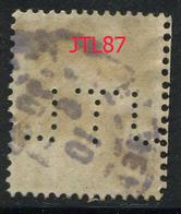 Perforé Semeuse 137 JTL 87 Indice 4 - Francia
