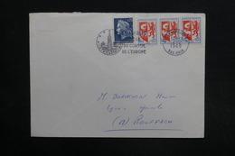 FRANCE - Enveloppe De Strasbourg, Du Conseil De L 'Europe,  Pour Rouffach En 1969 - L 29125 - Storia Postale