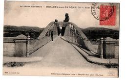 MIRABEL AUX BARONNIES PONT DE FER - France