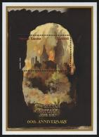 Sierra Leone 2001 - Mi-Nr. Block 496 ** - MNH - Luftschlacht Um England - Sierra Leone (1961-...)