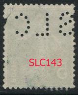 Perforé Semeuse 137 SLC 143 Indice 3 - France