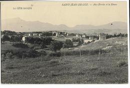 SAINT-JEAN De LUZ Aîce-Errota Et La Rhune N°75 - Saint Jean De Luz
