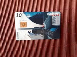 Phonecard Phonecell Zwitserland 10 CHF Used - Switzerland