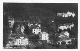 Marienbad - Bellevue-Viertel - Tchéquie