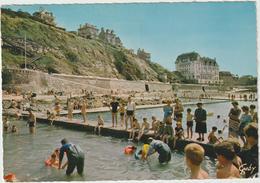 R: Manche :  GRANVILLE  :  Vues   La  Piscine   1965 - Granville