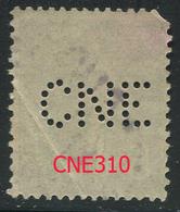 Perforé Semeuse 137 CNE 310 Indice 1 - Francia