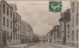 R: Manche :  GRANVILLE  :  La  Rue  Couraye - Granville