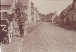 (02) - Mauregny Strasse   Photo Allemande - Other Municipalities