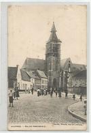 Belgique - Vilvoorde église Paroissiale Ed Decrée Soeurs Rue De Louvain 1904 - Vilvoorde