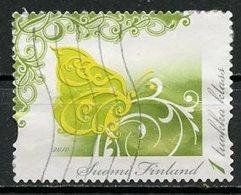 Finlande - Finnland - Finland 2010 Y&T N°2017 - Michel N°2051 (o) - 1l Papillon Stylisé - Oblitérés