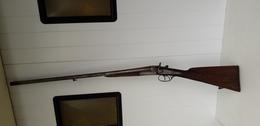 Fusil à Broche Saint Etienne - Decorative Weapons