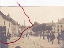 (02) - MONS-en-LANNOIS   Carte Photo Allemande - Other Municipalities