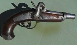 Pistolet De Gendarme à Percussion Modèle 1842 - Armas De Colección