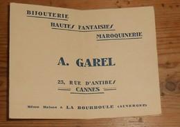 Les Pierres Précieuses Avec Leurs Symboles Et Leurs Vertus. - Old Paper
