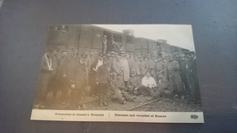 Prisonniers Et Blessés à Roanne - Guerre 1914-18