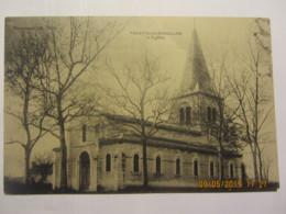 Cpa PARAY SOUS BRIAILLES (03 L'église - France
