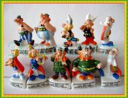 Asterix 50 éme Anniversaire ..  Série Complète ...Ref AFF : 32-2010 ... (pan 0021) - Cartoons