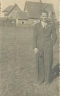 TCHEQUIE - CARTE PHOTO - TRANTENAU - 1943 - S.T.O. - CIVIL FRANCAIS - SERVICE DU TRAVAIL OBLIGATOIRE - Tschechische Republik