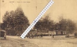 "NETHEN-GRAVEN""STATION DU TRAM VICINAL-STATIE VAN DE STOOMTRAM "" E.DESAIX - Graven"