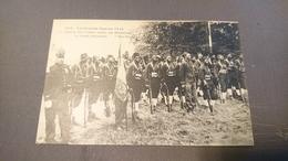 Le Drapeau Des Troupes Noires - Guerre 1914-18