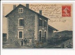 BOZOULS : La Gare - Tres Bon Etat - Bozouls