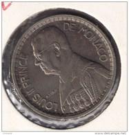 MONACO LOT MONNAIES 3 COINS 1 Fr 1966 10 Frs 1946 20 Frs 1951 - 1949-1956 Anciens Francs