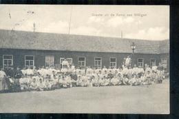 Millingen - Kamp - Groet Uit - 1913 - Apeldoorn